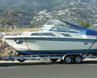 Fairline Holyday 24 ft, Kajütboot (MM) 2