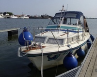 Fairline Holyday 24 ft, Kajütboot (MM) 1