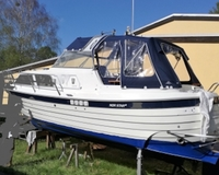 neuwertiges Motorboot Nor Star 770 (MM) 1