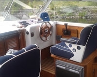 neuwertiges Motorboot Nor Star 770 (MM) 7