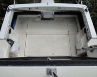 Reinell Flybridge Motorboot mit Trailer(TK) 5