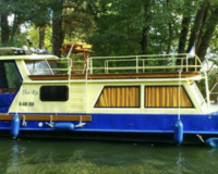 Idylisches Hausboot (MM) 1