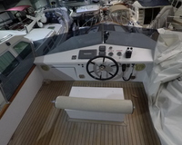 aufwendig sanierte Motoryacht VERTENS mit Fly (Video)(MM) 16